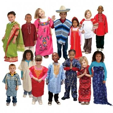 """""""Cultural Dress Up Day"""""""